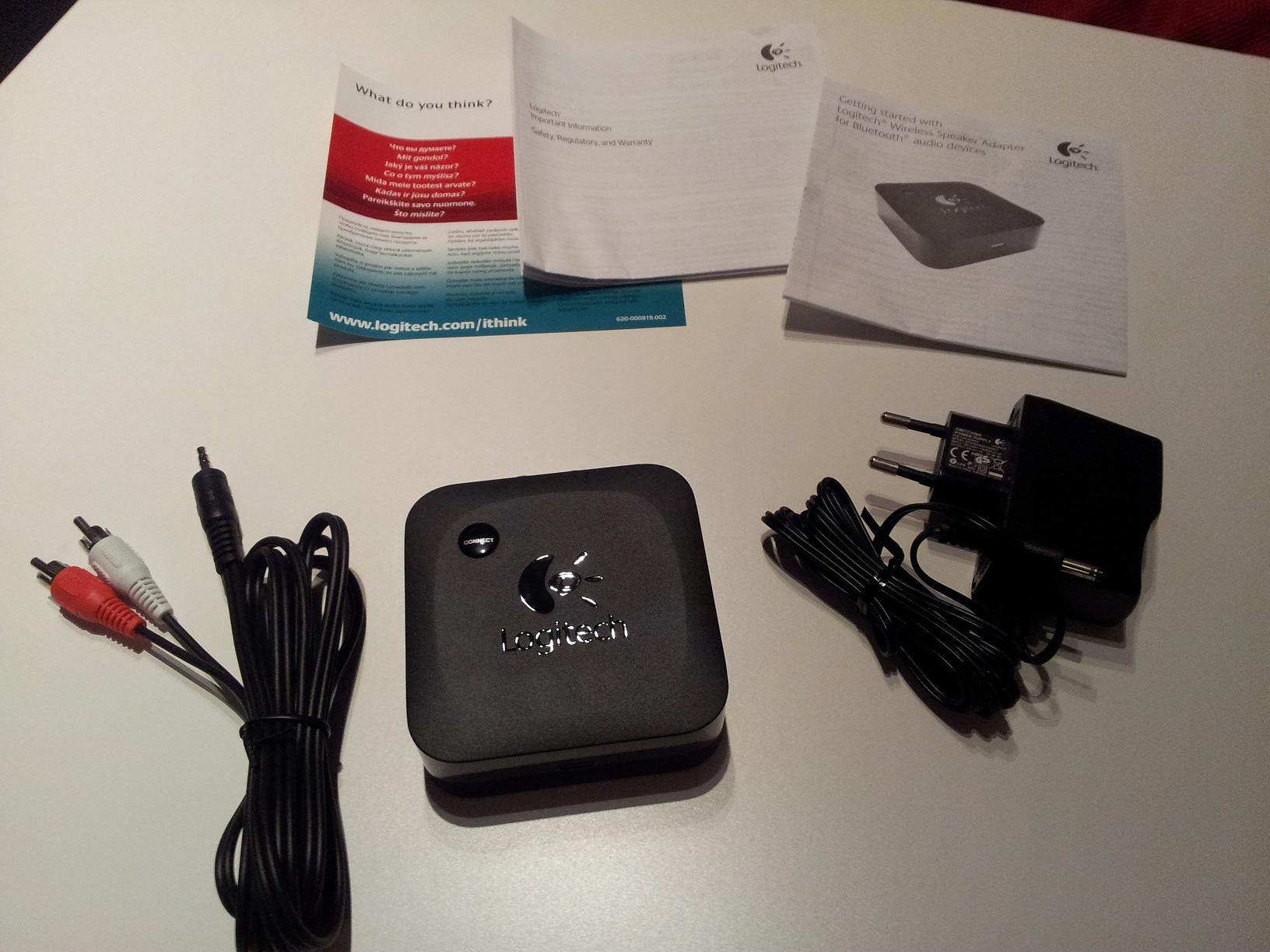 Musik per Bluetooth an die Stereo Anlage (Produktvorstellung)