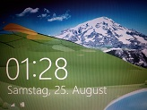 Windows 8 mit USB Stick installieren